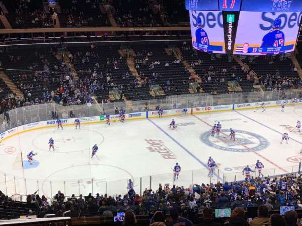 Madison Square Garden: Madison Square Garden, Home Of New York Rangers, New York
