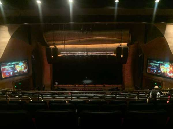 The Grand Theater at Foxwoods, section: Mezc, row: L, seat: 209