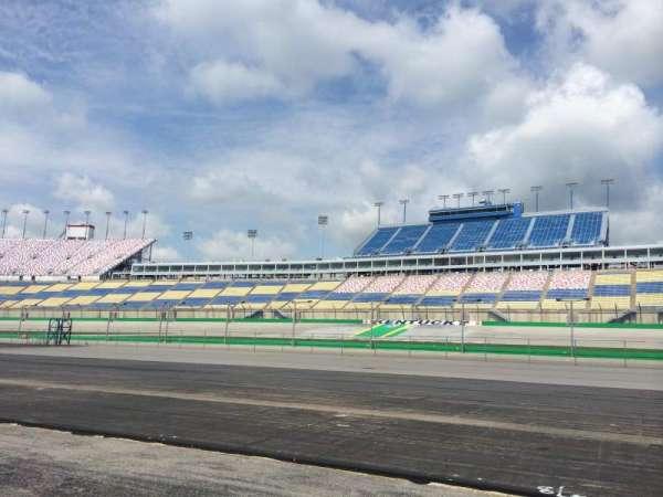 Kentucky Speedway, section: Infield