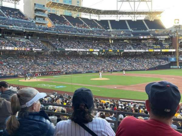 PETCO Park, section: 113, row: 29, seat: 21