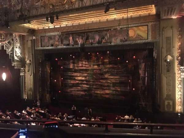 Hollywood Pantages Theatre, section: Mezzanine RC, row: C, seat: 211