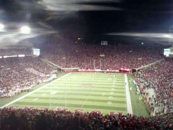 Memorial Stadium (Lincoln), section: 35, row: 91, seat: 26