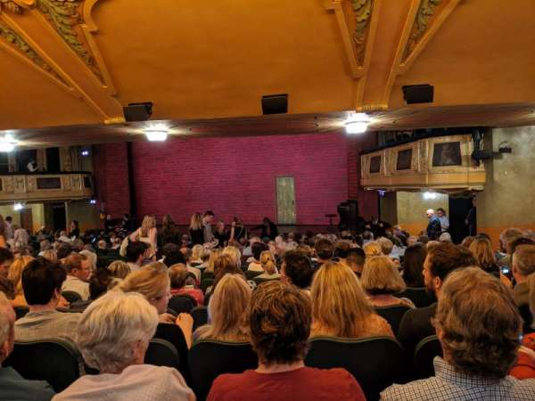 Shubert Theatre, section: Standing Room, seat: 18