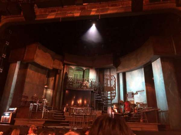 Walter Kerr Theatre, section: Orchestra C, row: K, seat: 105