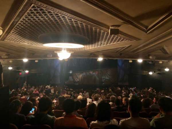 Majestic Theatre, section: Orchestra C, row: Standing Room, seat: 110