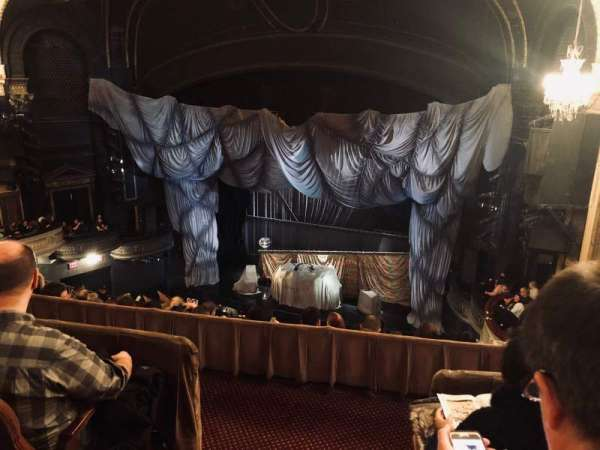 Majestic Theatre, section: Rear Mezzanine R, row: C, seat: 2
