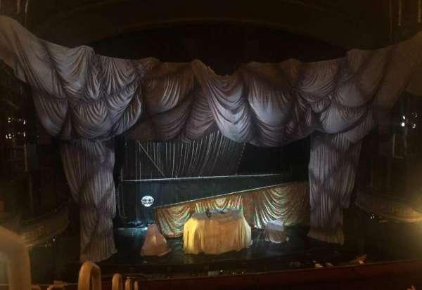 Majestic Theatre, section: Front Mezzanine, row: F, seat: 101
