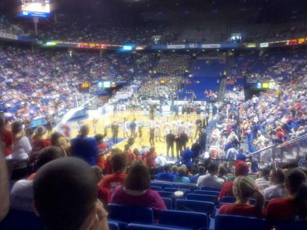 Rupp Arena, section: 38, row: uu, seat: 3