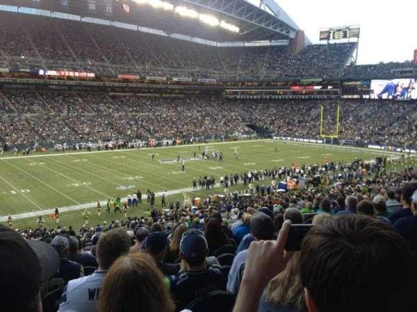 Lumen Field, section: 239, row: N, seat: 10