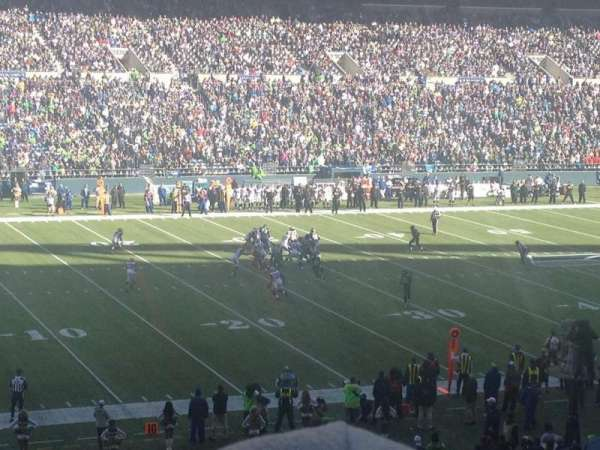 Centurylink Field, section: 239, row: N, seat: 10