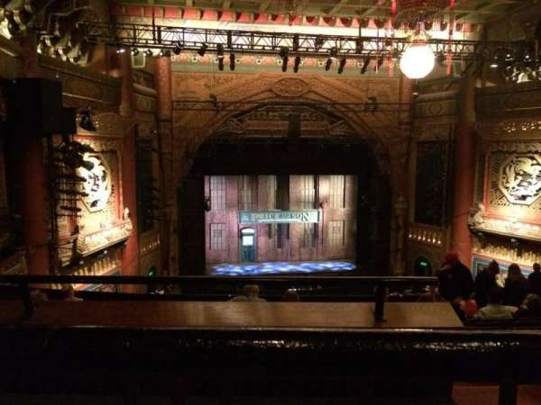 5th Avenue Theatre, section: Upper Mezzanine L, row: K, seat: 9
