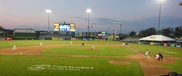 McCoy Stadium, section: 9, row: D, seat: 12