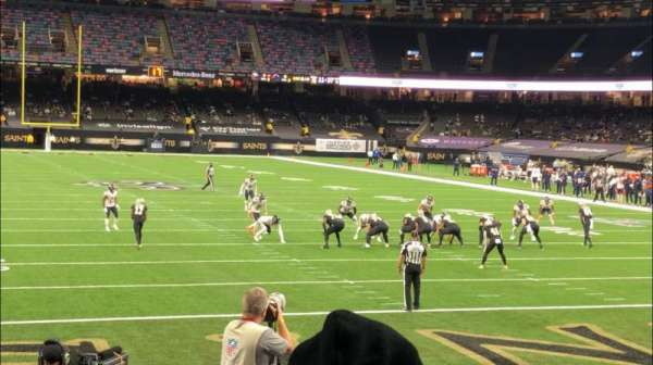 Mercedes-Benz Superdome, section: 129, row: 11, seat: 15