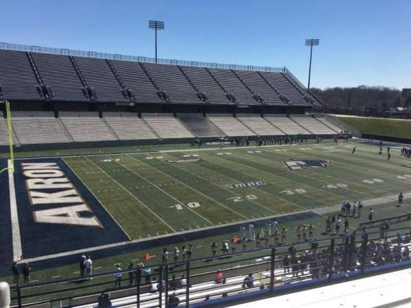Summa Field at InfoCision Stadium, section: 202, row: 5, seat: 1