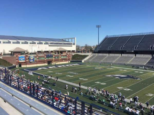 Summa Field at InfoCision Stadium, section: 214, row: 4, seat: 19