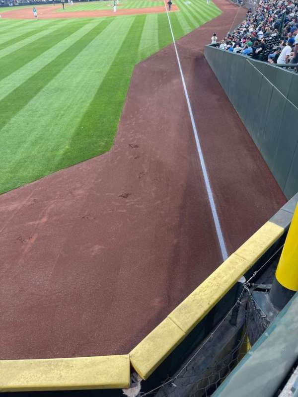 T-Mobile Park, section: 151, row: 27, seat: 1