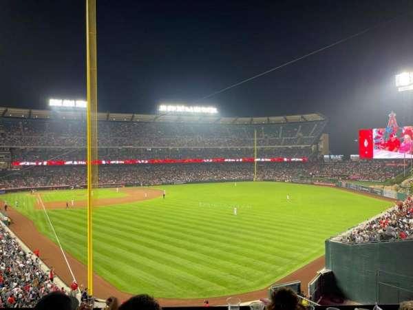 Angel Stadium, section: 350, row: BB, seat: 6