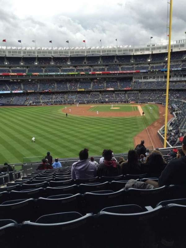 Yankee Stadium, section: 233B, row: 16, seat: 15