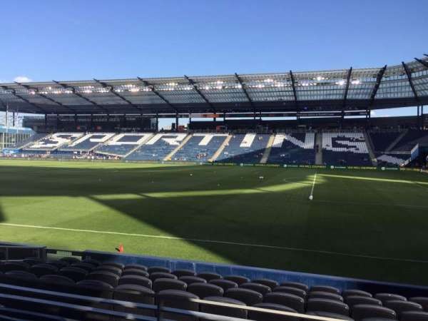 Children's Mercy Park, section: 111, row: 10, seat: 16