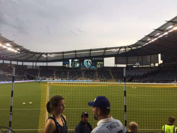 Children's Mercy Park, section: MSTND, row: MSTND, seat: MSTND