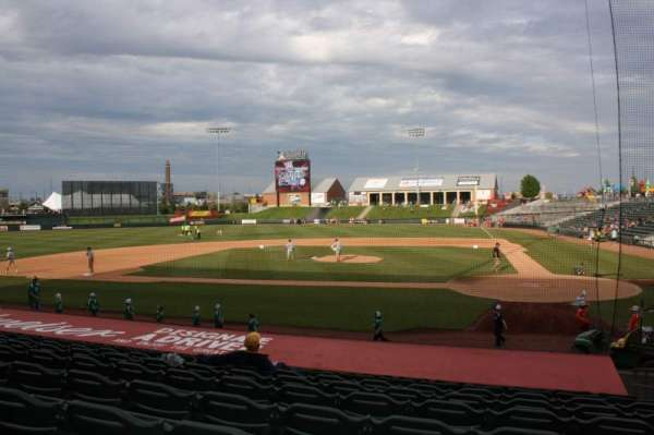 T-Bones Stadium, section: 106, row: 13, seat: 22