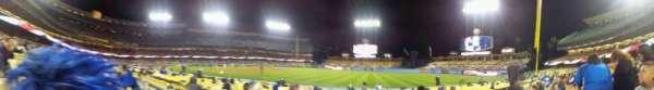 Dodger Stadium, section: 36FD, row: B, seat: 5