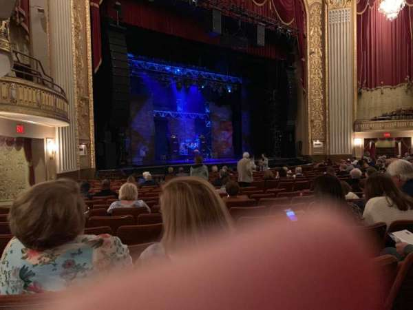 Orpheum Theatre (Memphis), section: OrchL, row: T, seat: 20