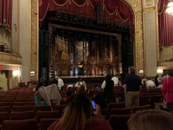 Orpheum Theatre (Memphis), section: OrchL, row: U, seat: 16