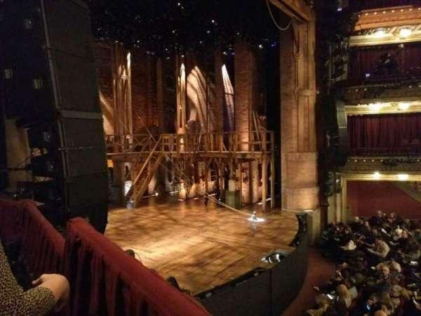 CIBC Theatre, section: Dcrbx3, row: bx3, seat: 5