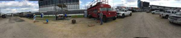 Texas Motor Speedway, section: Infield