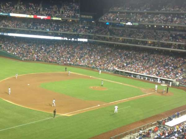 Citizens Bank Park, section: Suite 7, row: 1, seat: 3