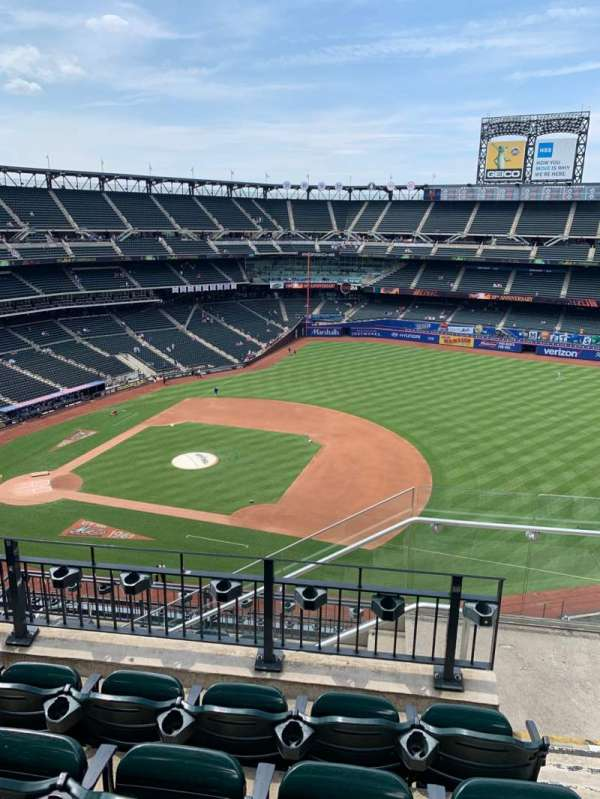 Citi Field, section: 506, row: 4, seat: 22