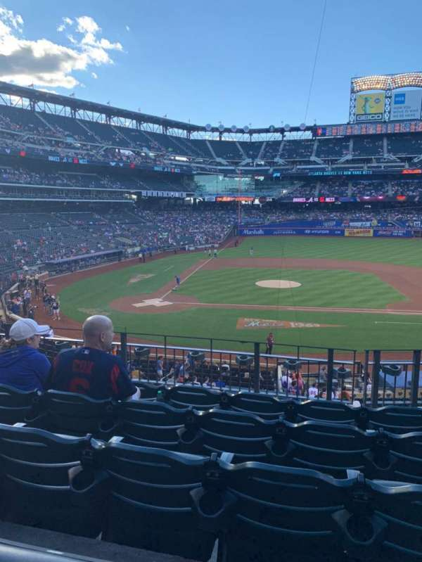 Citi Field, section: 115, row: 5, seat: 9