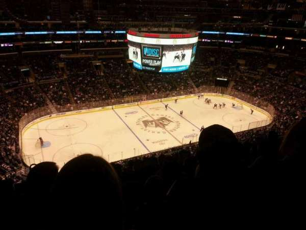 Staples Center, section: 303, row: 10, seat: 11
