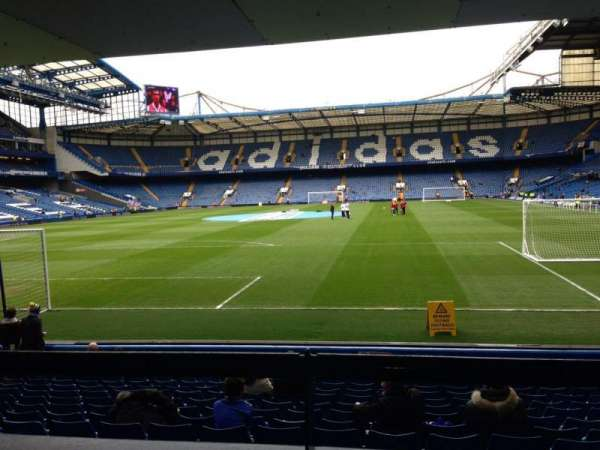 Stamford Bridge, section: Shed End Lower 3, row: 15, seat: 79