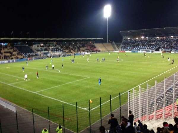 Stade De La Vallée Du Cher, section: Parcage Visiteur, row: Placement Li