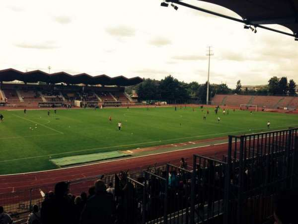 Stade Dominique Duvauchelle, section: Parcage Visiteur, row: Placement Li, seat: -
