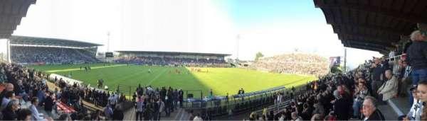 Stade Raymond Kopa, section: Jean Bouin Centrale, row: J, seat: 79