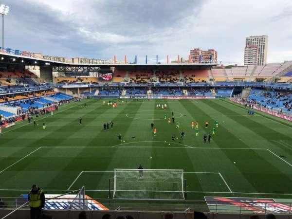 Stade De La Mosson, section: Minervois, row: L, seat: 40
