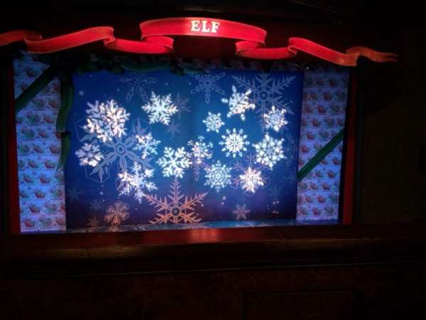 Walnut Street Theatre, section: Mzcntr, row: D, seat: 110