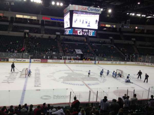 Cure Insurance Arena, section: 106