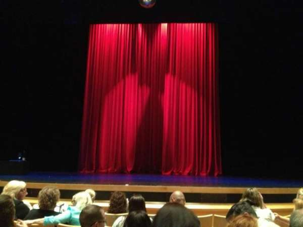 Perelman Theater at The Kimmel Center, section: Orchestra, row: F, seat: 109