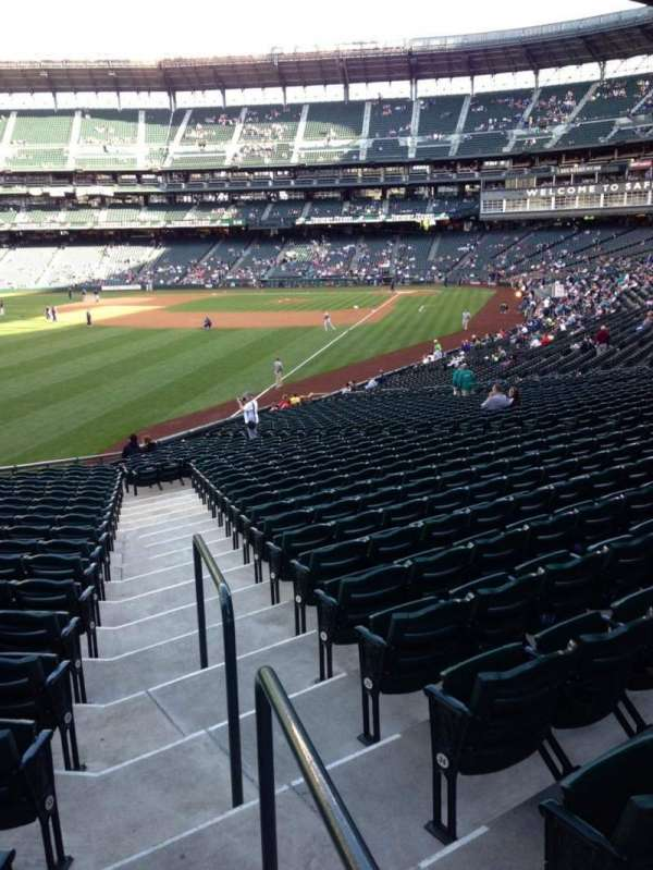T-Mobile Park, section: 150, row: 35, seat: 34
