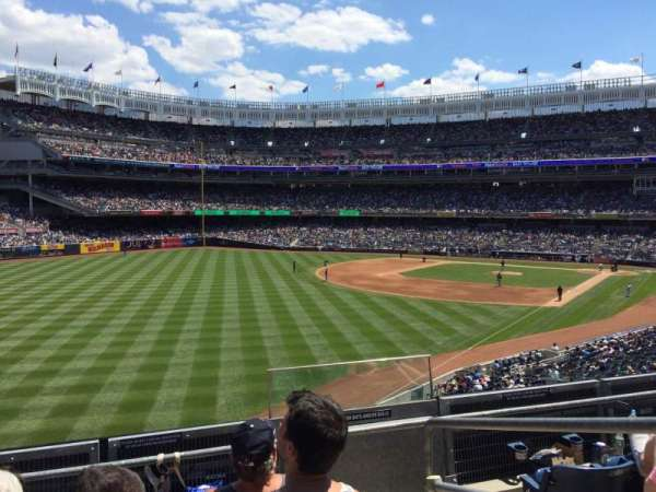 Yankee Stadium, section: 232a, row: 4, seat: 2