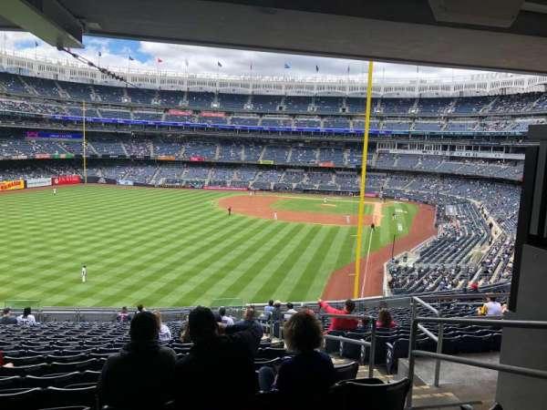 Yankee Stadium, section: 233B, row: 23, seat: 6