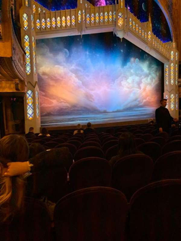 Eugene O'Neill Theatre, section: Orchestra L, row: M, seat: 21