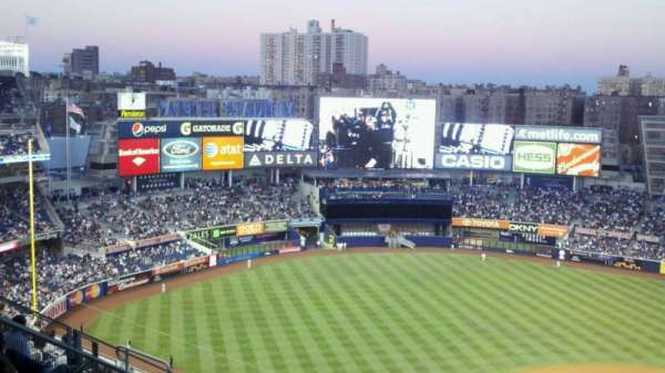 Yankee Stadium, section: 422, row: 5, seat: 20