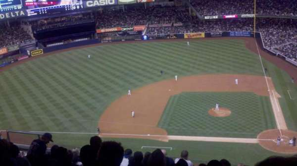 Yankee Stadium, section: 326, row: 2, seat: 20