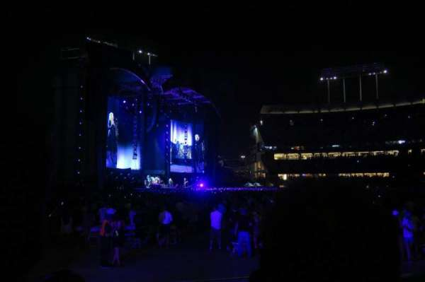 Dodger Stadium, section: 47FD, row: D, seat: 5