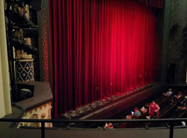 Mainstage at the New York City Center, section: Grand Tier, row: B, seat: 19